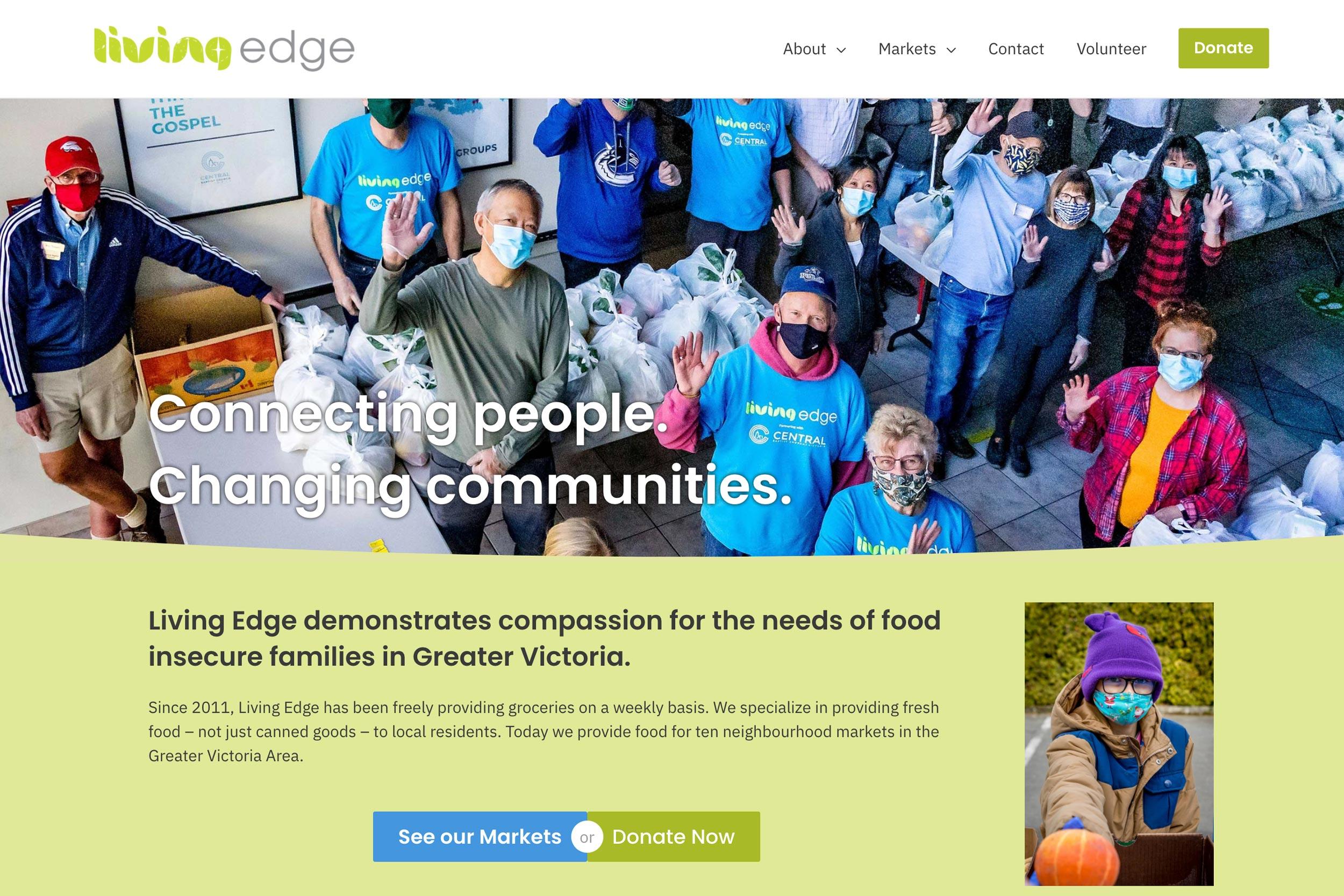 Living Edge - Victoria BC